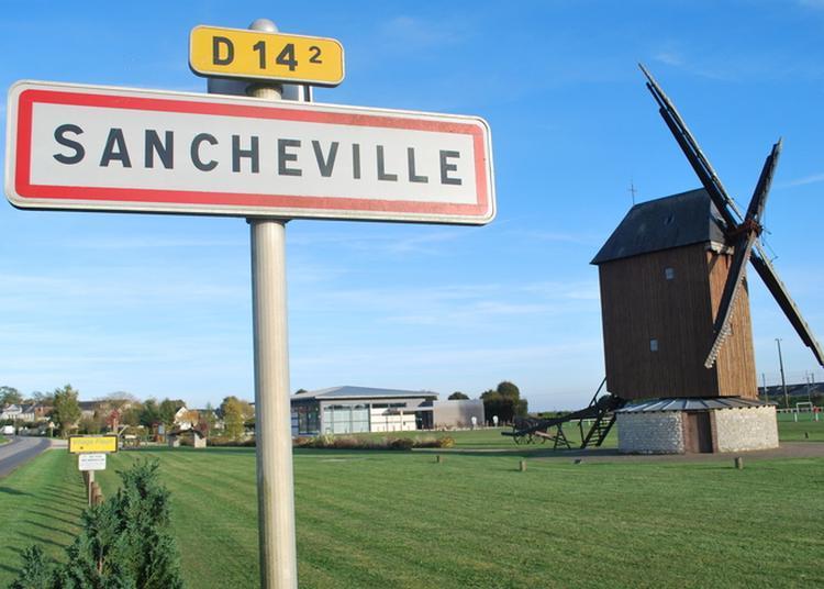 Du Blé à La Farine à Sancheville