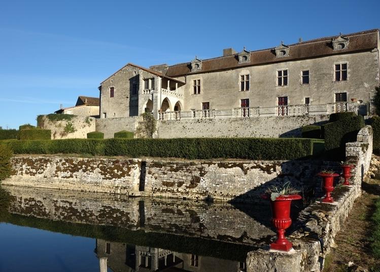 Du Moyen Âge à La Renaissance, Venez Découvrir L'éclectisme Architectural De Ce Château à Surin