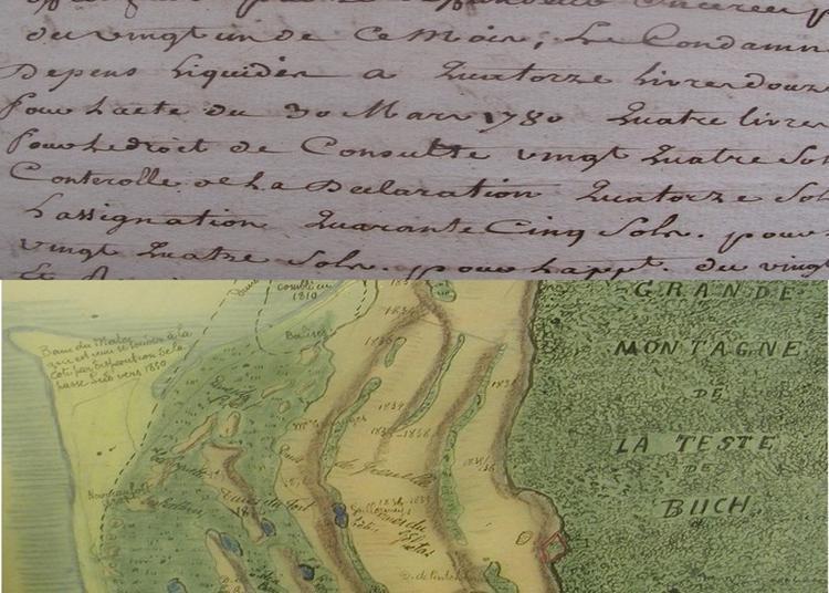 Du Parchemin Au Numérique : Les Archives De La Commune à La Teste de Buch