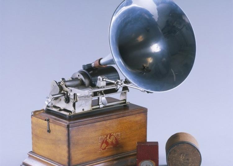 Du Phonographe Au Gramophone à Paris 3ème