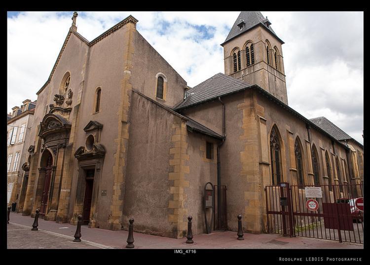 Du Xiie Siècle À Jean Cocteau à Metz