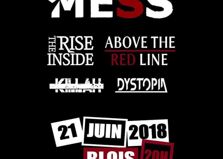 Scène Rock Metal à Blois
