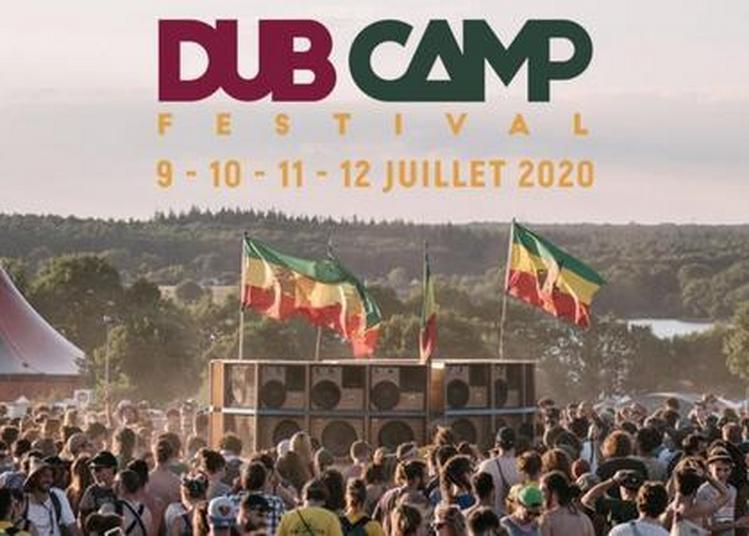 Dub Camp Festival 2020-Pass 4 Jours à Joue sur Erdre