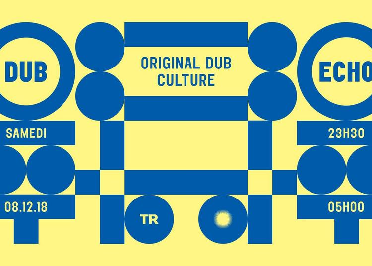 Dub Echo #21, Club Transbo : Riddim Tuffa, Amahoro, Red Rockers à Villeurbanne