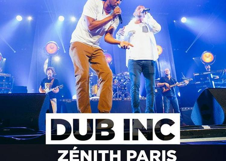 Dub Inc à Paris 19ème