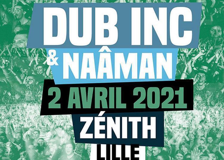 Dub Inc à Lille
