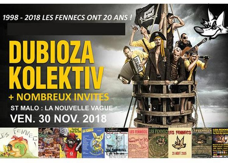 Dubioza Kolektiv à Saint Malo