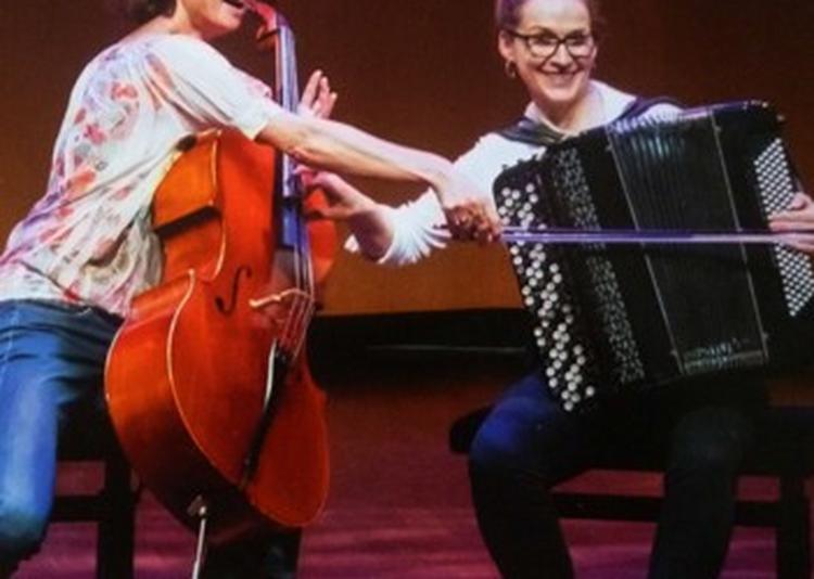 Duo Accordéon Violoncelle - Concert à Levens