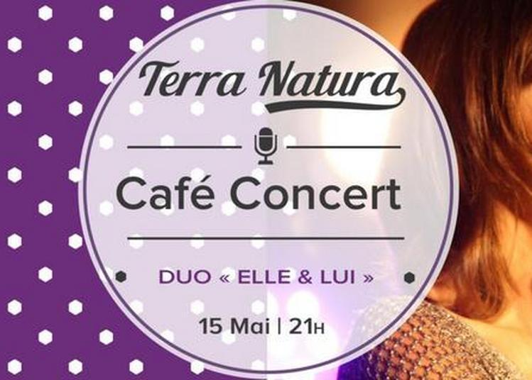 Duo Elle et Lui en concert à Seynod