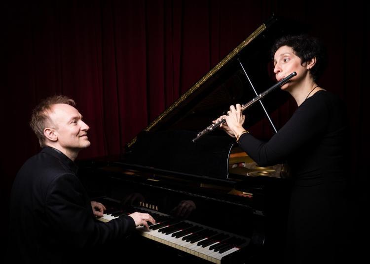 Duo Fantasia et Fanny Martin à Gueugnon