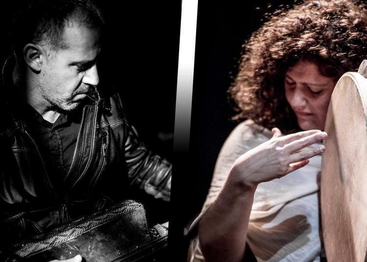 Duo Maura Guerrera & Malik Ziad à Digne les Bains