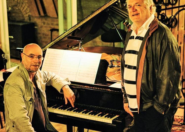 Duo René Dagognet et Pierre Boespflug à Nice