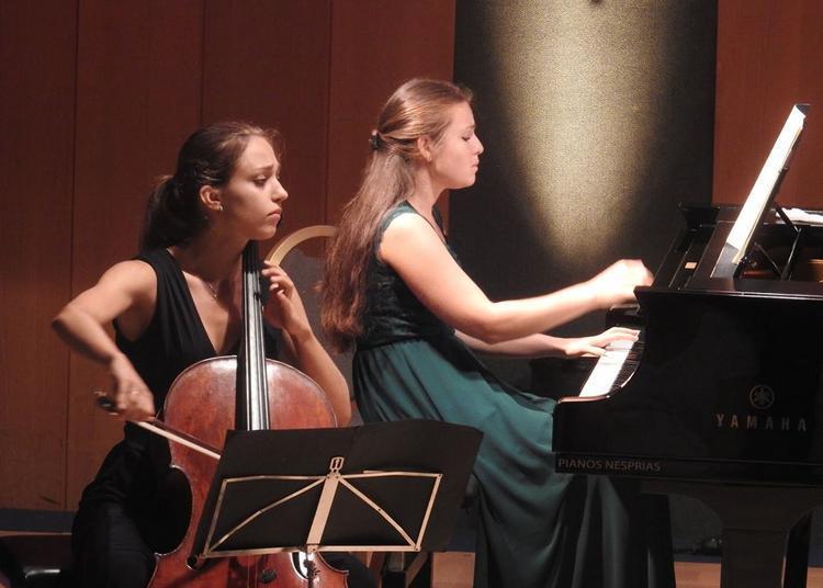 Duo Violoncelle-piano à Nice