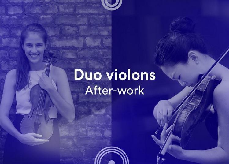 Duos violons - 72e Festival de musique de Besançon à Dole