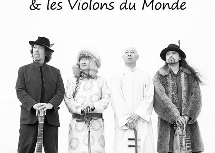 Duplessy Et Les Violons Du Monde à Merignac