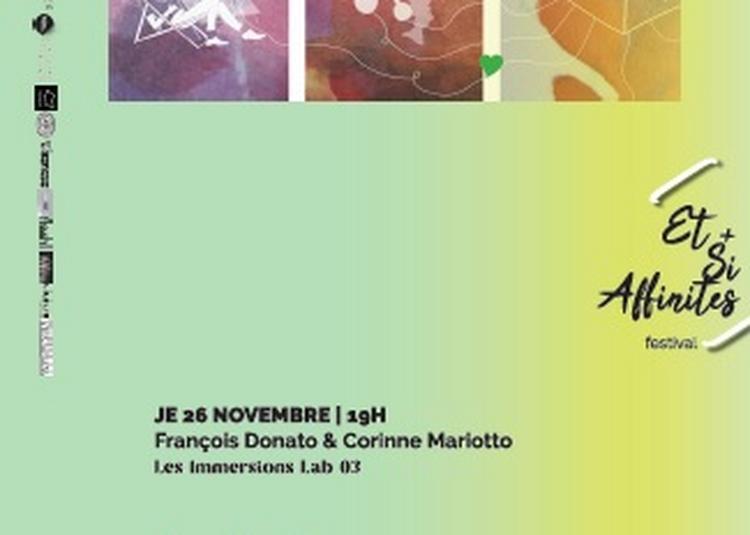 Duras/donato/mariotto | Les Immersions Lab 03 | L'homme Assis Dans Le Couloir à Toulouse