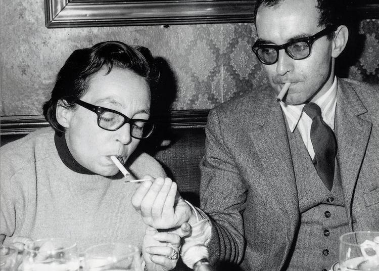 Duras Godard Dialogues à Paris 12ème