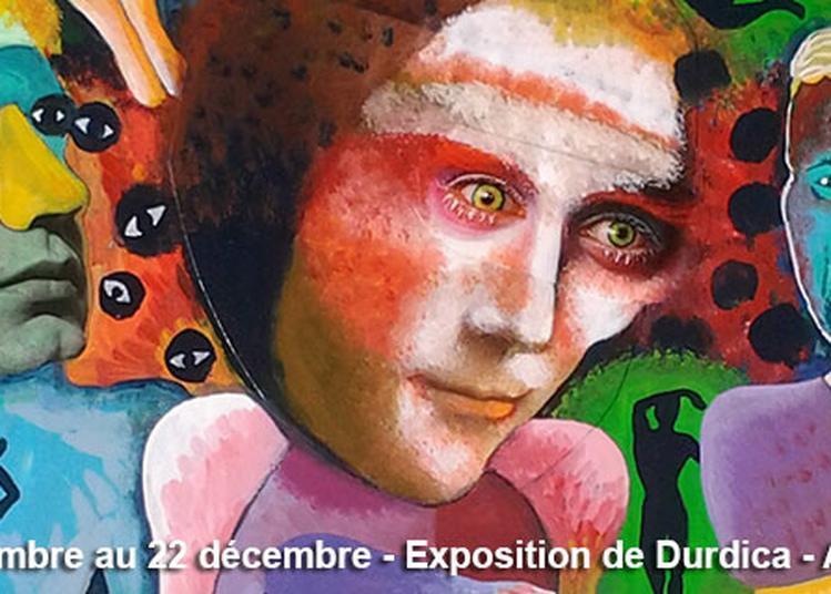 Durdica - Exposition d'Art singulier à Avignon