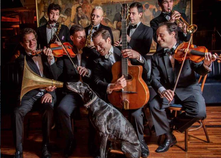 Duved's Prebop Orchestra à Paris 15ème