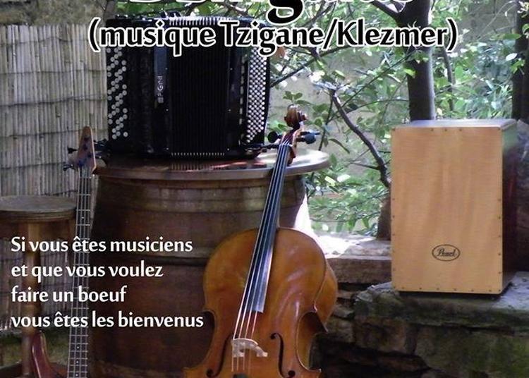 Dzingalas à la Fête de la Musique 2018 à Dijon