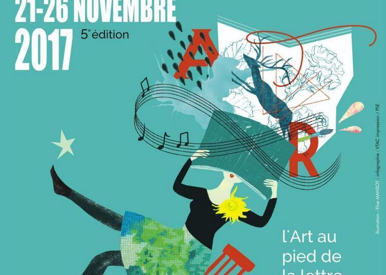 5e Festival du Livre de Pont-St-Esprit et du Gard Rhodanien 2017