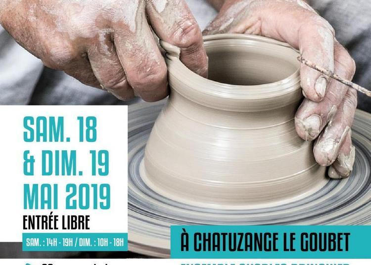 3e Marché De L'artisanat  Et De La Création à Chatuzange le Goubet