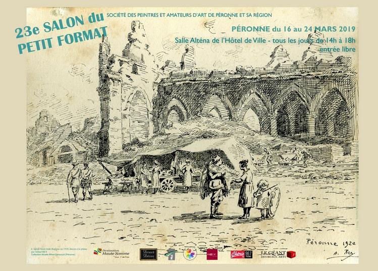 23 e Salon du Petit Format à Peronne