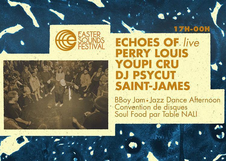 Easter Sounds Festival à Paris 10ème