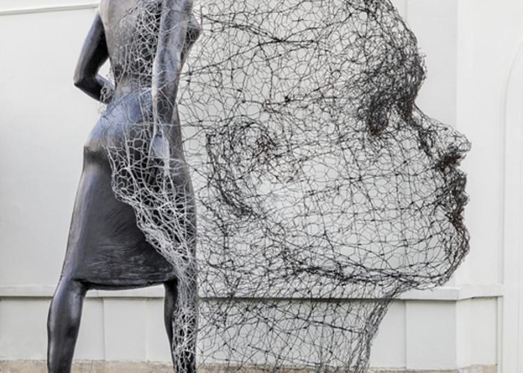 Échange Artistique En Compagnie De L'artiste Pauline Ohrel à Boulogne Billancourt