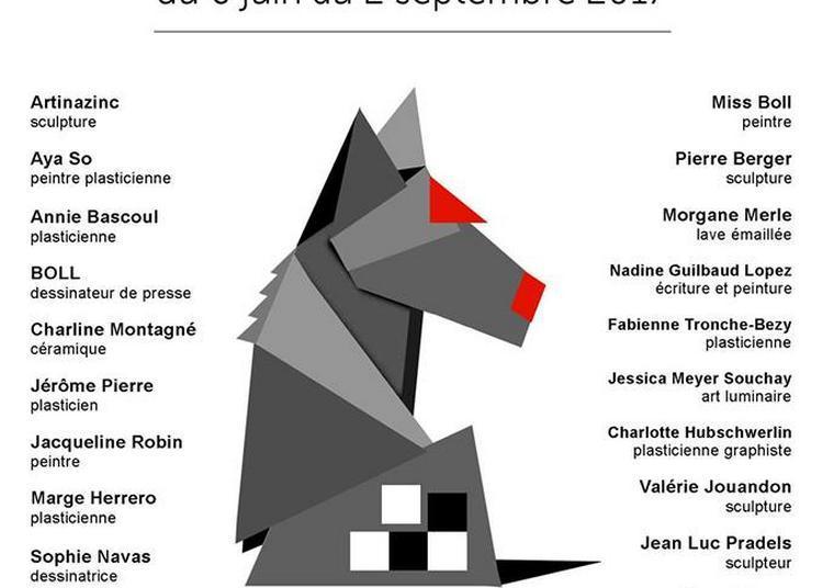 Échecs Et Arts - Individualités Collectives Autour Du Jeu D'échec 2ème Édition à Chamalieres