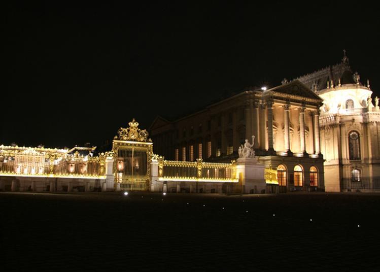 Échos D'un Palais Au Fil Des Siècles à Versailles