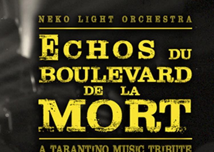 Echos Du Boulevard De La Mort à Tarbes