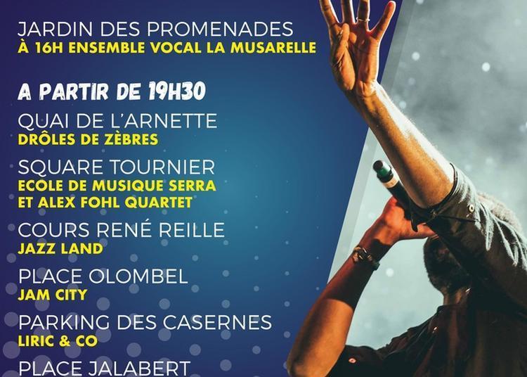 Ecole De Musique Serra Et Alex Fohl Quartet à Mazamet