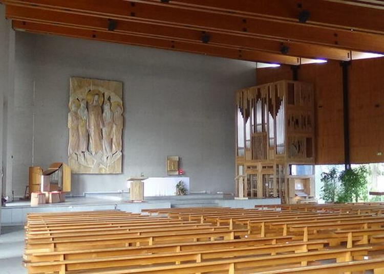 Écoute D'orgues De L'église Sainte Bernadette à Annecy