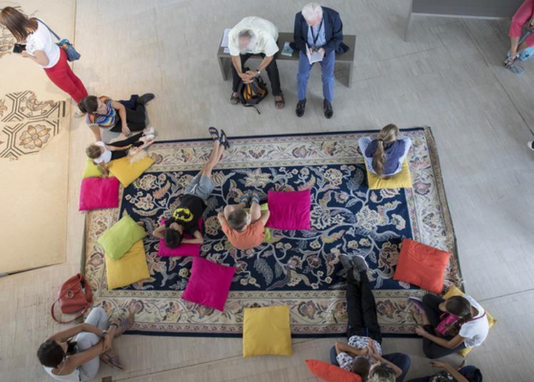 Écoutez Une Histoire Au Musée Avec L'association Lire Et Faire Lire à Saint Romain en Gal