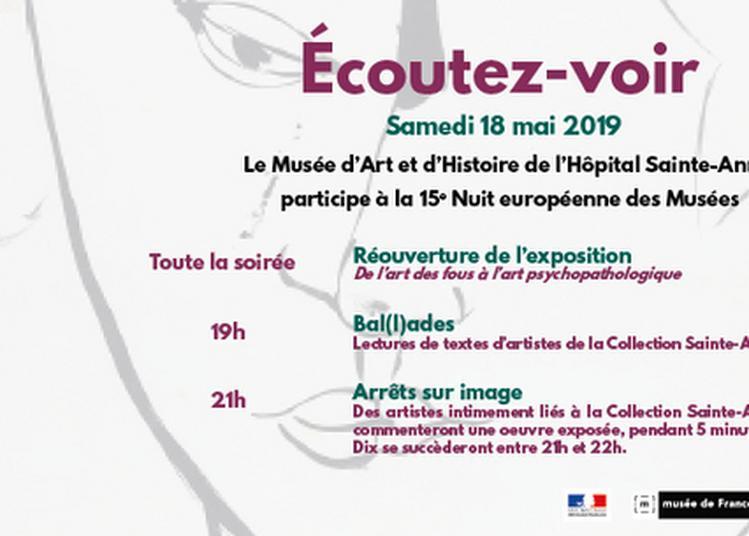 Écoutez Voir à Paris 14ème