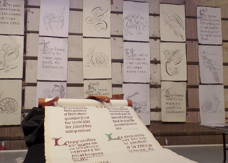 Écriture à La Plume à Mulhouse