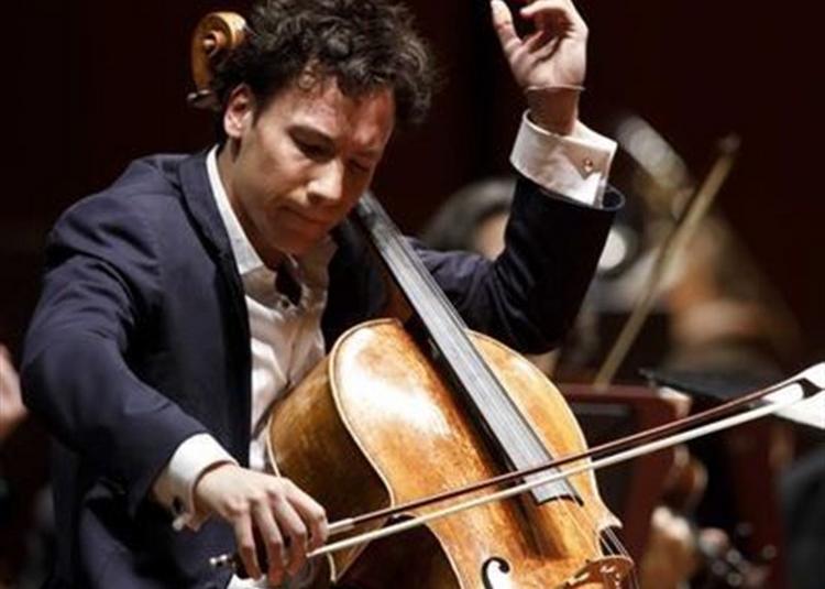 Edgar Moreau : Violoncelle / Quatuor Tchalik à Paris 8ème