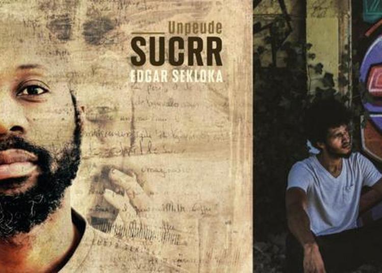 Release Party « Un Peu De Sucrr » D'edgar Sekloka, Titouan à Gennevilliers