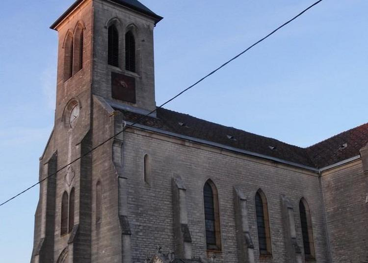 Église Bouhans Et Feurg à Bouhans et Feurg