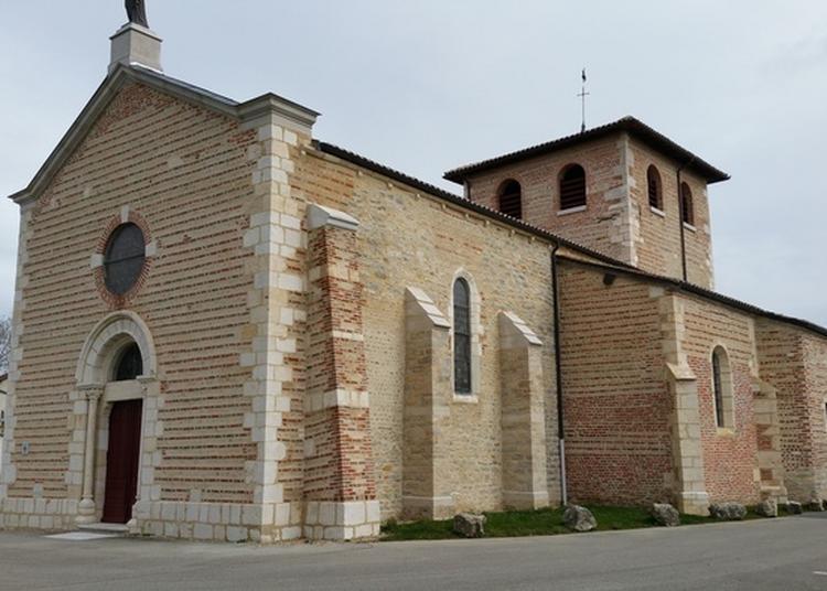 Eglise De Bouligneux (XIIe, XVe Et XVIIe Siècles)