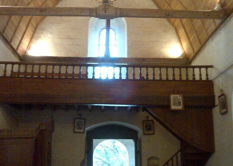 Eglise De La Lande Chasles, 12ème Siècle / Découverte Des Cadrans Solaires