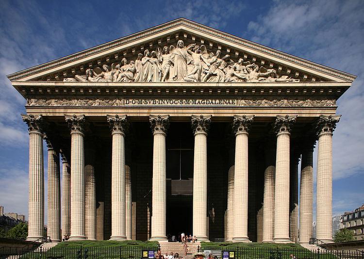 Les Quatre Saisons De Vivaldi à Paris 8ème