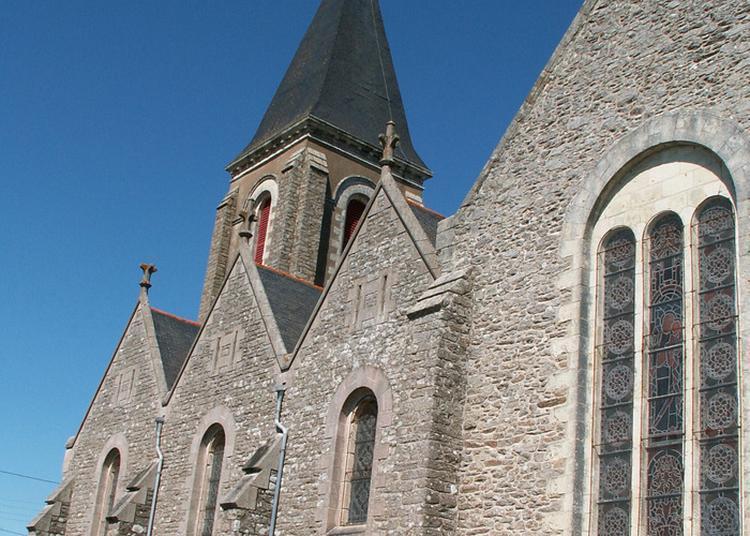 Eglise De La Madeleine à Guerande