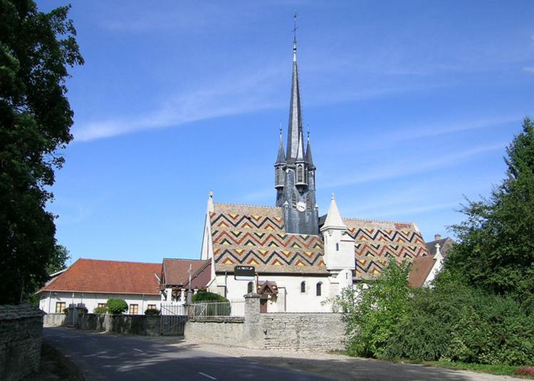 Eglise De Ruffey Les Beaune
