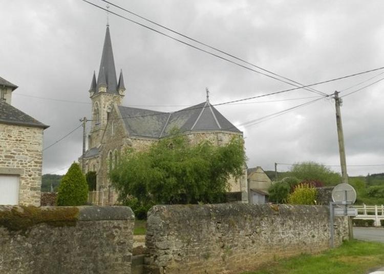 Eglise De Saint Julien Des Eglantiers (eglise Désaffectée) à Pre en Pail