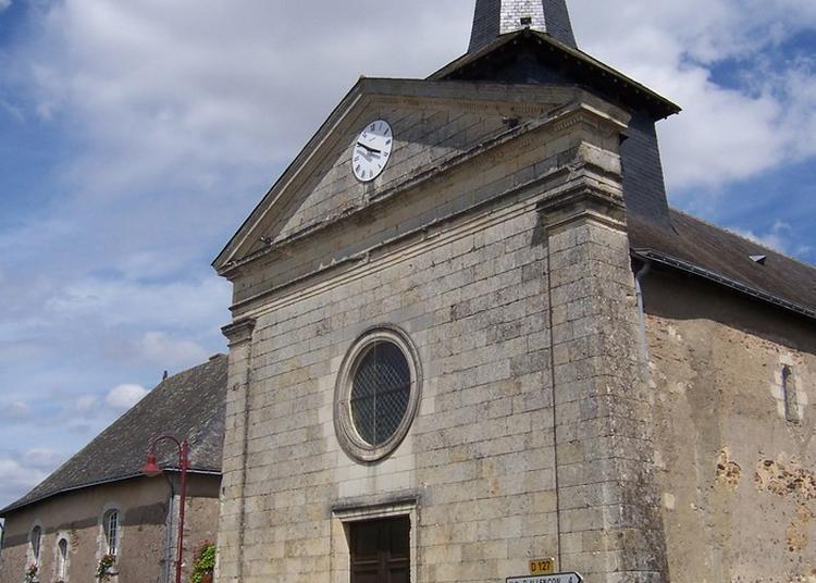 Eglise De Vauchrétien à Vauchretien