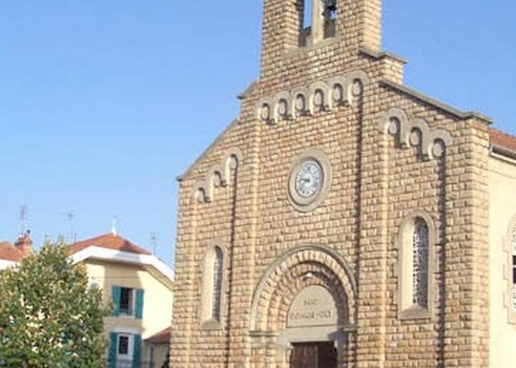 Église Du Sacré Coeur à Charnay les Macon