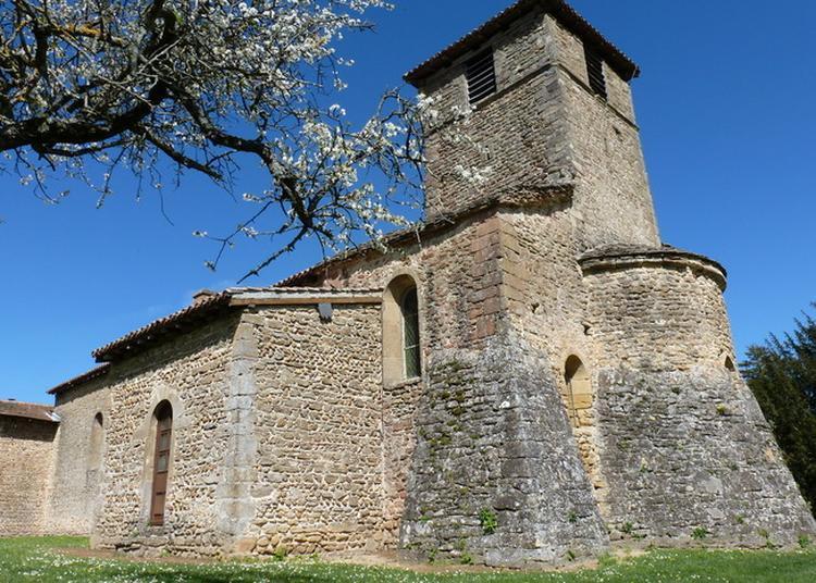 Eglise Du Xiième Siècle à Montseveroux