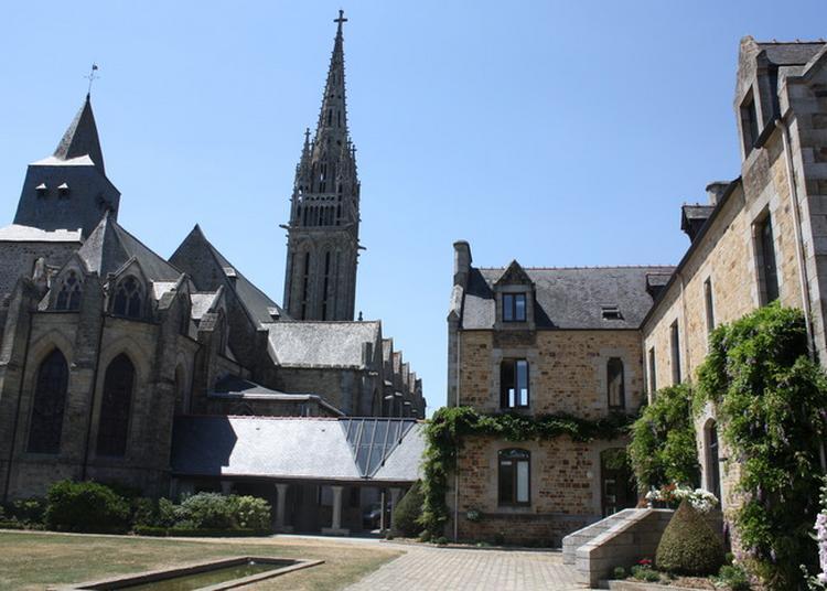 Eglise Notre-dame à La Guerche de Bretagne